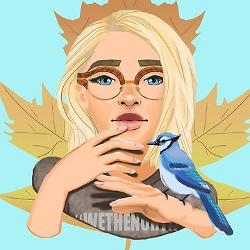 We The North Blue Jay by mO-Designs