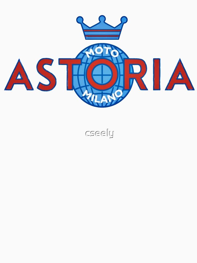 VINTAGE ASTORIA ITALIAN MOTO T by cseely