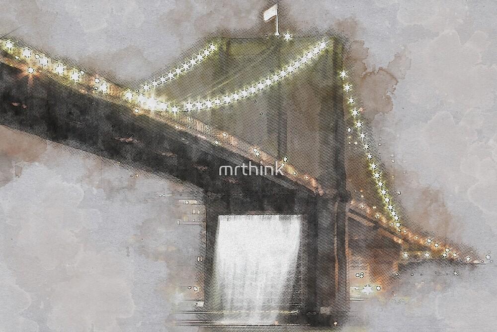 Night View - The Bridge by mrthink