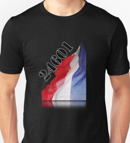 Les Miserables 24601  T-Shirt
