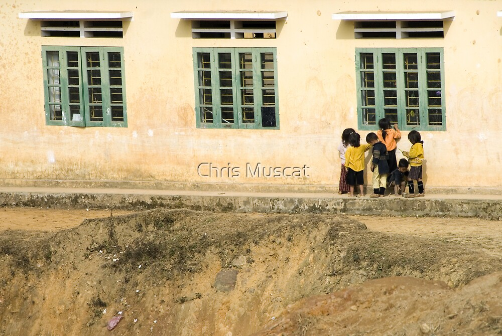 Schools Out by Chris Muscat