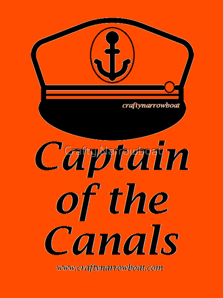 Captain of the Canals by ckrocks007