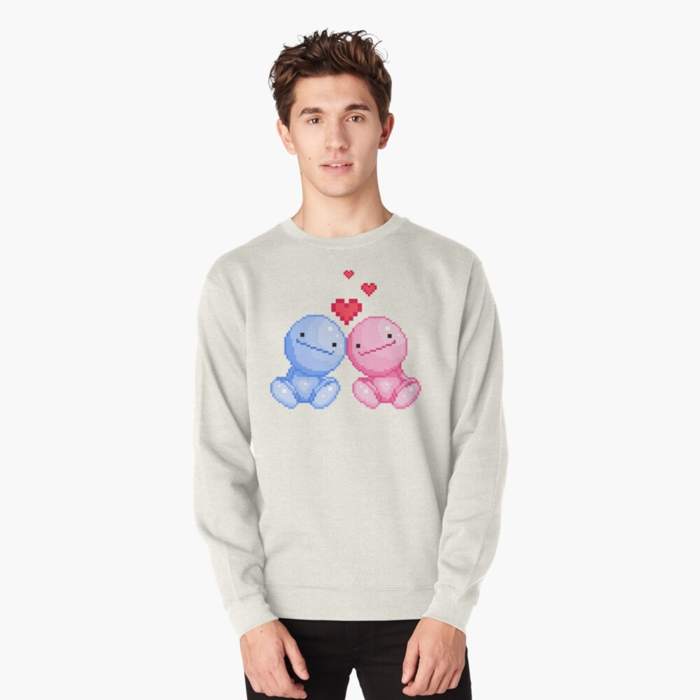 Nohohon in love Pullover Sweatshirt