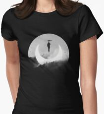 Chasing the Light Women's Fitted T-Shirt