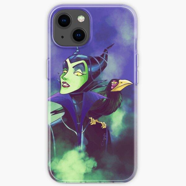 Maleficent iPhone Soft Case