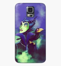 Maleficent Hülle & Klebefolie für Samsung Galaxy