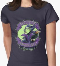 Maleficent Women's Fitted T-Shirt