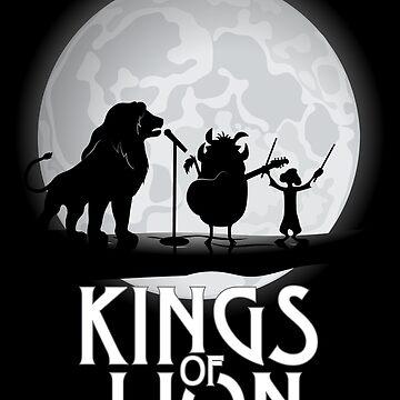 Kings of Lion by jphiliphorne