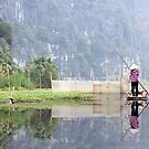 Yen Vi River Vietnam by Chris Muscat