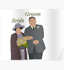 DA: Chelsie wedding BG Poster