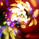 The world of dancing flowers 3 by Mikko Tyllinen