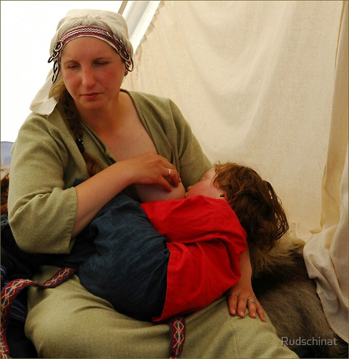 vikingwoman by Rudschinat
