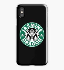The Jasmine Dragon iPhone Case/Skin