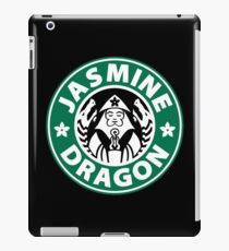 The Jasmine Dragon iPad Case/Skin