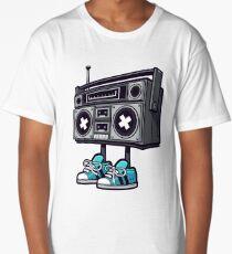 Boom Box! Long T-Shirt