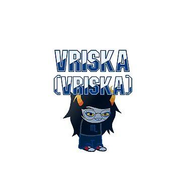 Vriska (Vriska) by chaotichomo