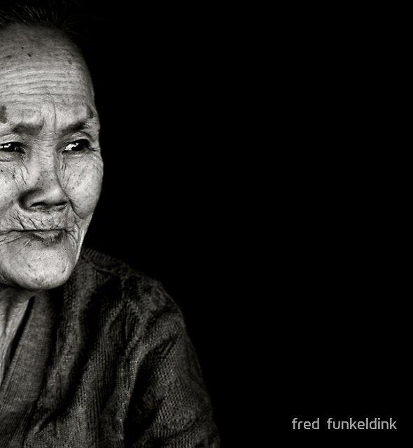 Laos Folk by fred  funkeldink