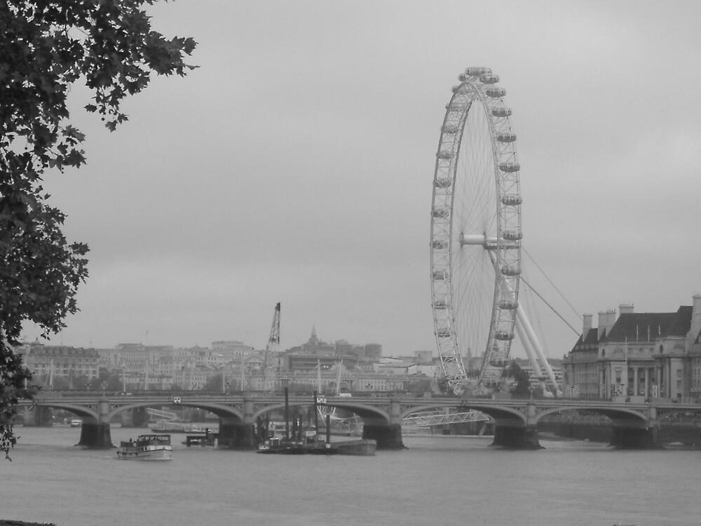 London Eye by EmmaNation