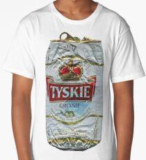 Tyskie - Crushed Tin Long T-Shirt