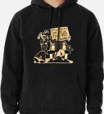 Electro Swing Pullover Hoodie
