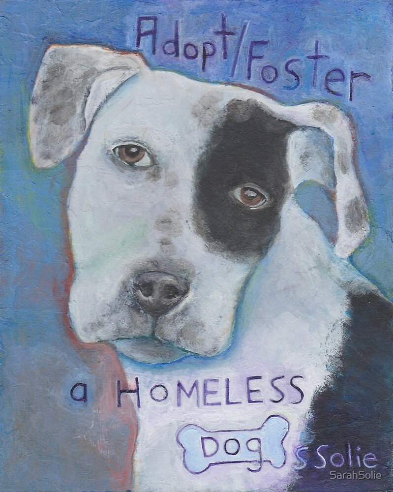 Adopt/Foster  by SarahSolie