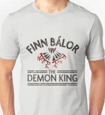 Finn the Demon King (Black) Unisex T-Shirt