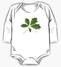 Red Oak Tree One Piece - Long Sleeve