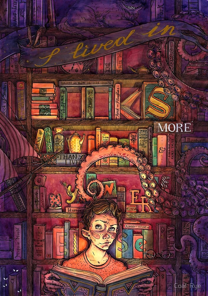 Book Boy by juliacoalrye