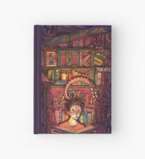 Book Boy Hardcover Journal