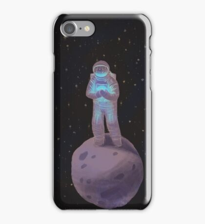Space Oddity - Starman iPhone Case/Skin