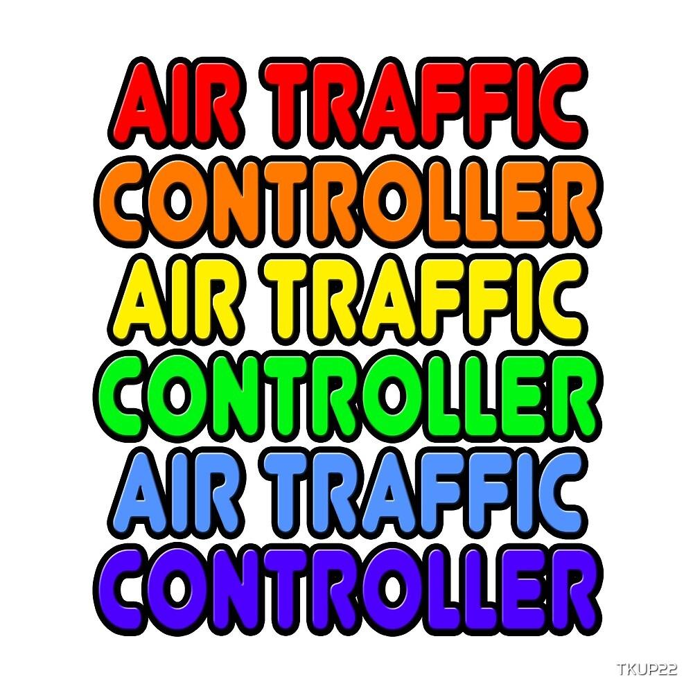 Rainbow Air Traffic Controller by TKUP22