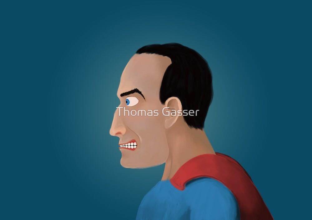 Like a Hero by Thomas Gasser