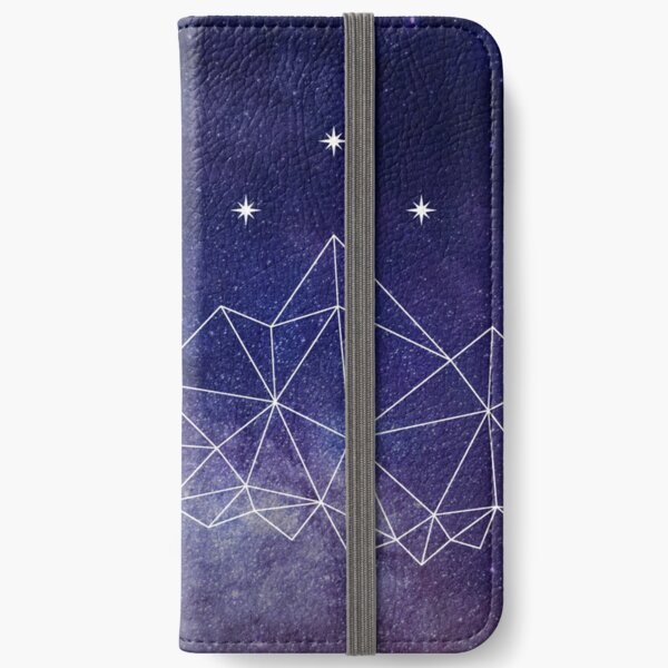 The Night Court iPhone Wallet