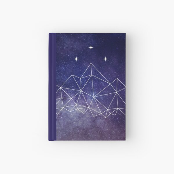 The Night Court Hardcover Journal