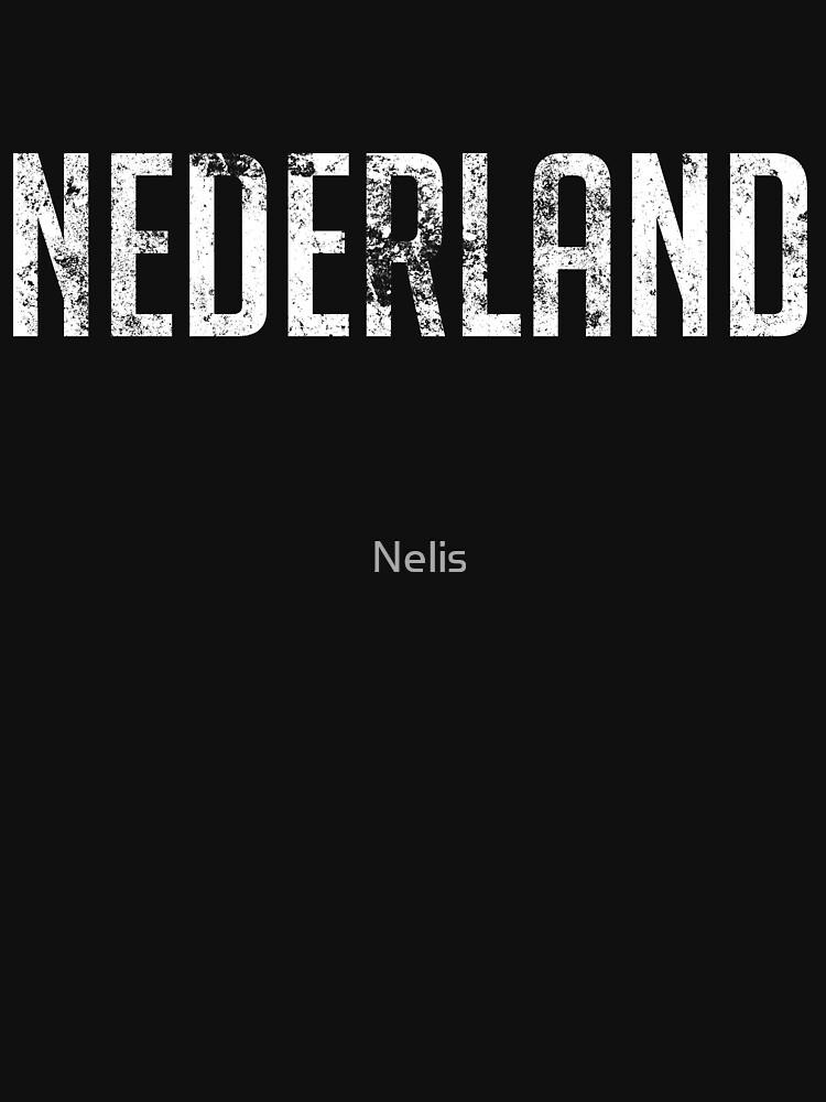 Nederland Soccer Holland Voetbal by Nelis