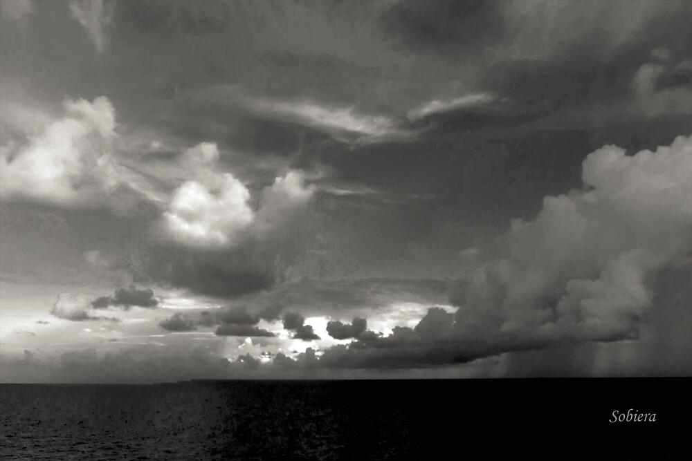 Ominous by Rosemary Sobiera