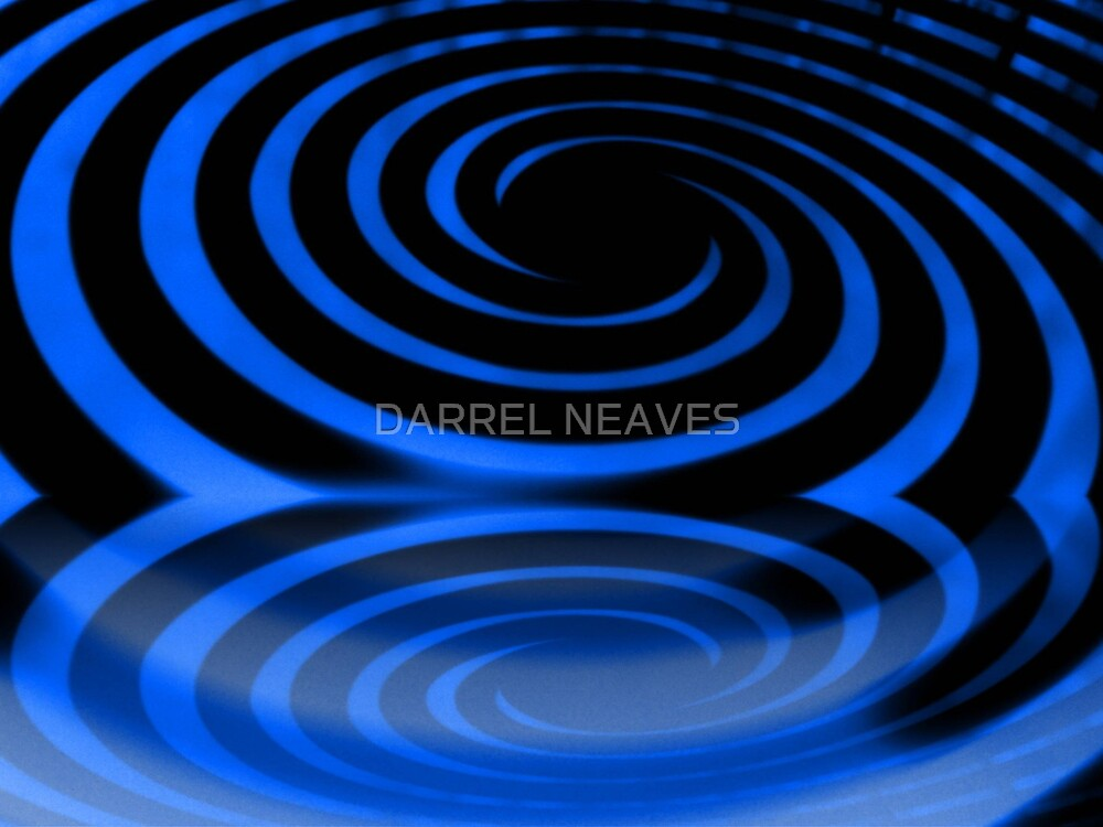 reflected swirl by DARREL NEAVES