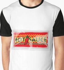 Hot Sauce Graphic T-Shirt