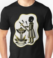 Lesson at the Altar Unisex T-Shirt