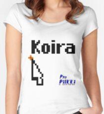 Pro Pilkki 1 RETRO Women's Fitted Scoop T-Shirt