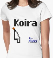 Pro Pilkki 1 RETRO Womens Fitted T-Shirt