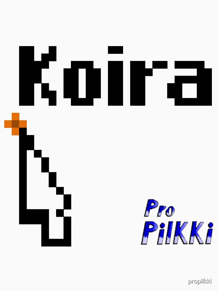 Pro Pilkki 1 RETRO by propilkki