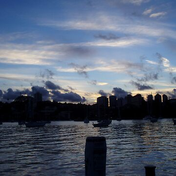 Sydney Sky by dreamsower