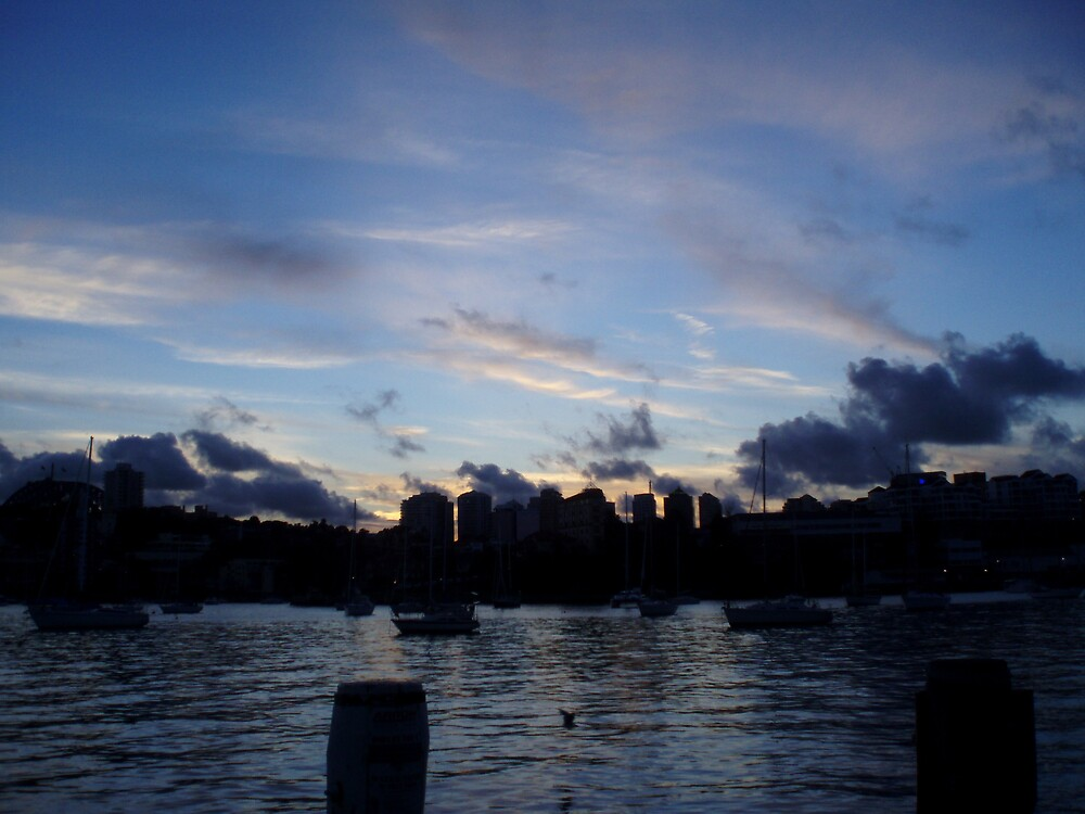 Sydney sky2 by dreamsower