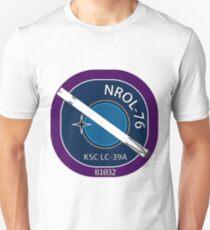 NROL-76 Launch Team Logo Unisex T-Shirt