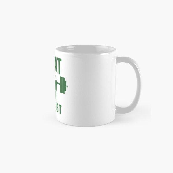 Squat you must Classic Mug