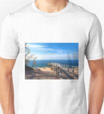 Sleeping Bear Dunes Overlook Unisex T-Shirt