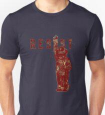 Smokey Says Resist Bear T-Shirt
