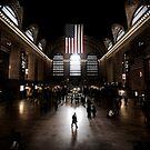 Grand Central Station by Matthew Bonnington