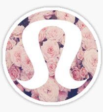 Lulu Flowers Sticker